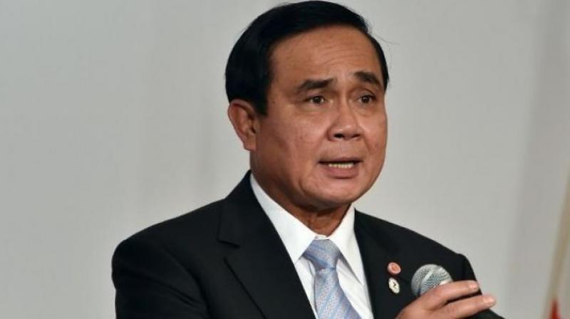 Thailand Prime Minister Prayuth Chan-ocha. (Photo: AFP)