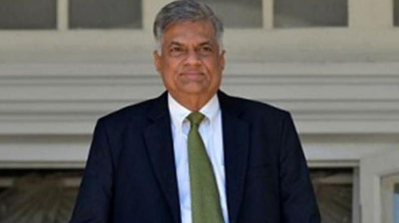 Sri Lanka Prime Minister Ranil Wickremesinghe. (Photo: AFP)
