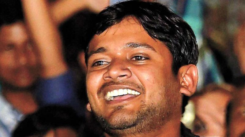 JNUSU President Kanhaiya Kumar. (Photo: File)