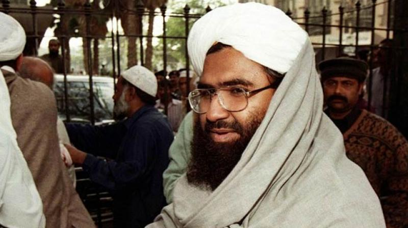 India has identified Masood Azhar, the chief of Pakistan-based Jaish-e-Mohammed, as the mastermind of the Pathankot terror attack on January 2, 2016. (Photo: AFP)