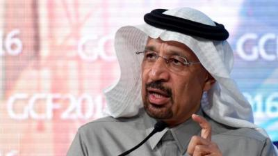 """""""I am not sure there is a supply shortage, but we will look at the (market) analysis. We will definitely be responsive and the market will be supplied,"""" Saudi Arabia Energy Minister Khalid al-Falih said. (Photo: File   AP)"""
