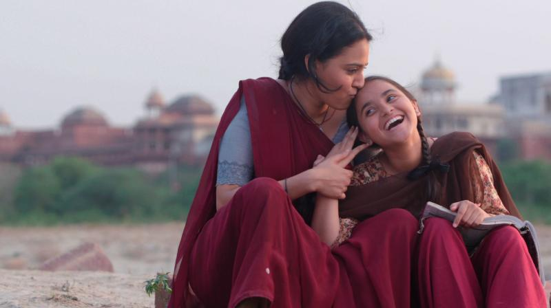 Watch Nil Battey Sannata for Swara Bhaskar's acting talent, if nothing else'.