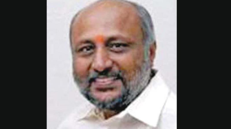 BJP senior and former State president  C. P. Radhakrishnan