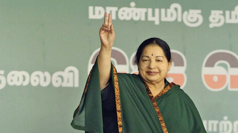 Dealing with the subject in elaborate fashion, Jayalalithaa also listed out the efforts she has been taking since 1991 to get back the islet, traditionally used by fishermen of the southern districts.