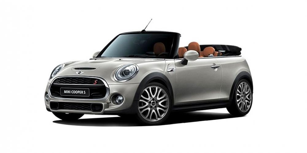In pics the rs 50 lakh mini cooper s convertible for South motors bmw mini