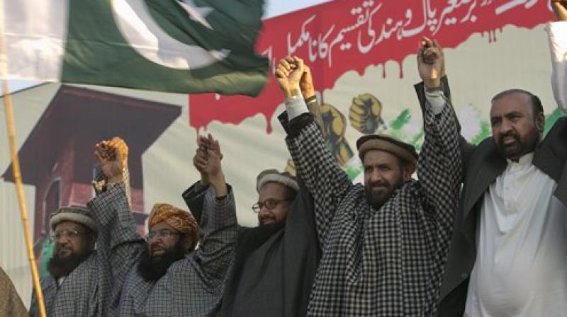 Maulana Bashir also requested the people in PoK to allow their sons to join for Jihad. (Photo: File/PTI)
