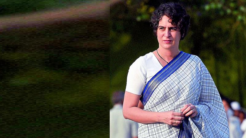 Priyanka's tweets come hours after some protestors including Bhim Army chief Chandrasekhar Azad was arrested on Wednesday night after being charged with rioting and obstructing public-servant in the discharge of public functions.  (Photo: File)