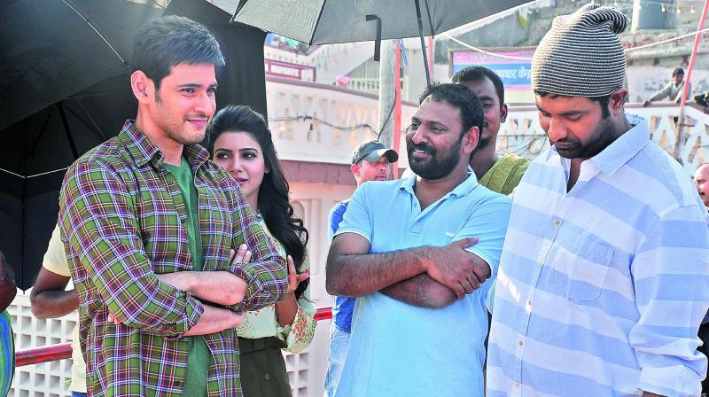 Star comedian with Superstar!