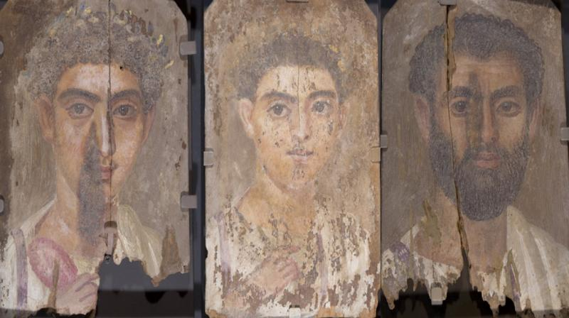 This knowledge will help better understand how painting techniques evolved in the Byzantine Empire and beyond.(Photo: Phoebe A. Hearst Museum of Anthropology, University of California, Berkeley)