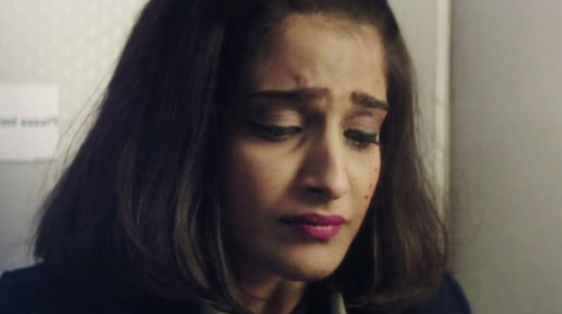 'Neerja' revolves around the hijacking of the Pan Am Flight 73 at the Karachi airport in 1986.