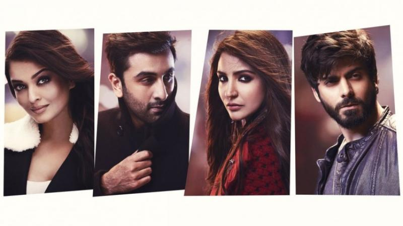 'Ae Dil Hai Mushkil' and 'Shivaay' will fight each other out at the box-office, this Diwali.