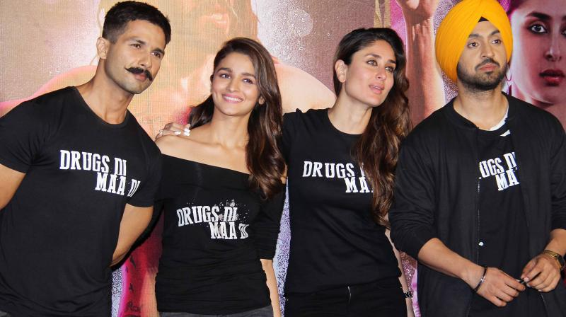 'Udta Punjab' is set to release on June 17th, 2016.