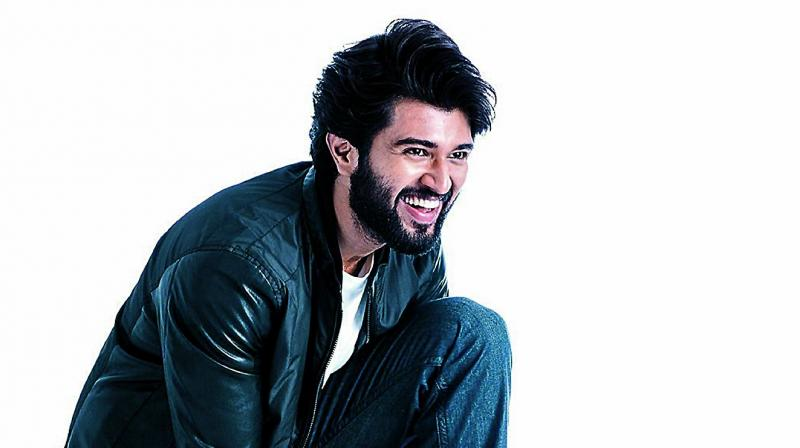 MEGA FANS UNREST WITH VIJAYDEVARAKONDA!