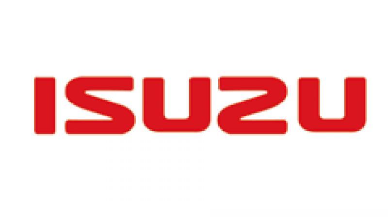 Good Isuzu Motors Logo