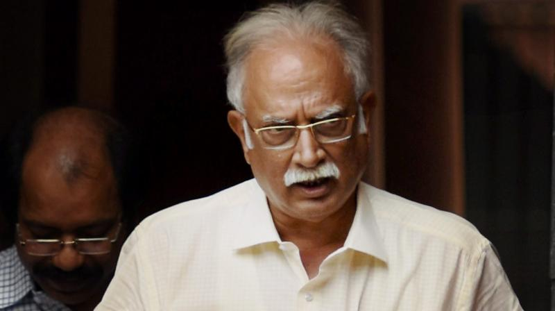 Civil Aviation Minister Ashok Gajapathi Raju. (Photo: File)
