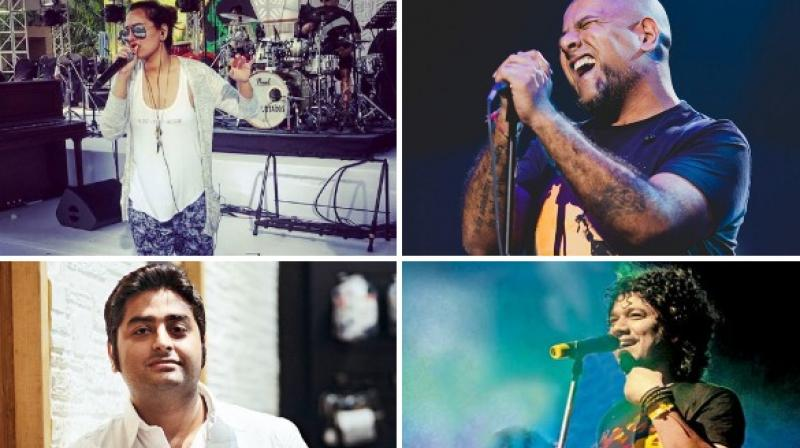 Sonakshi Sinha, Vishal Dadlani, Arijit Singh and Papon will be performing at the event.