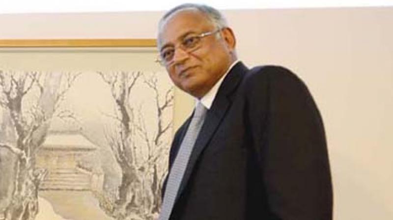 TVS Motor Chairman Venu Srinivasan