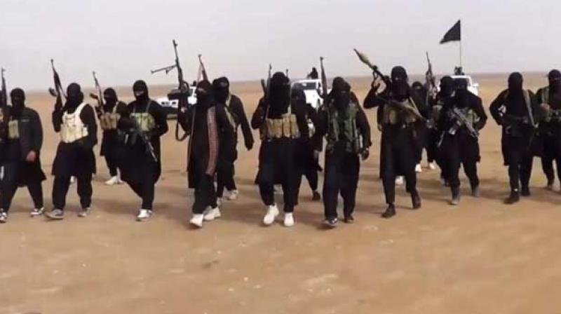 Islamic State militants (Photo: AFP/ Representational Image)