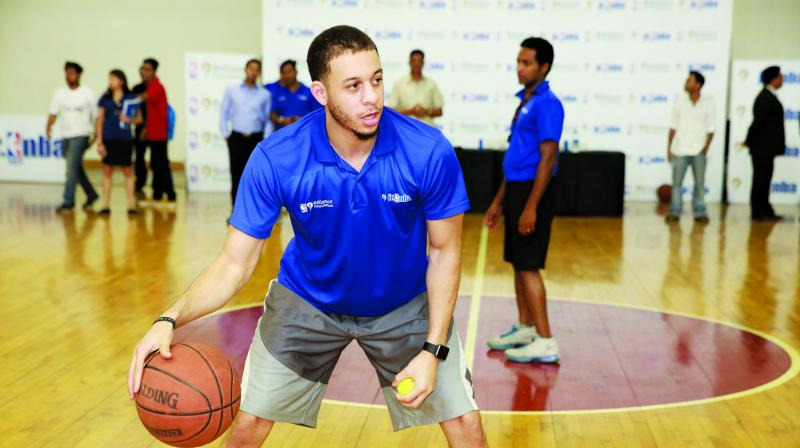 The Reliance Foundation Jr NBA Selection Camp(Photo: NBA/ Representational image)