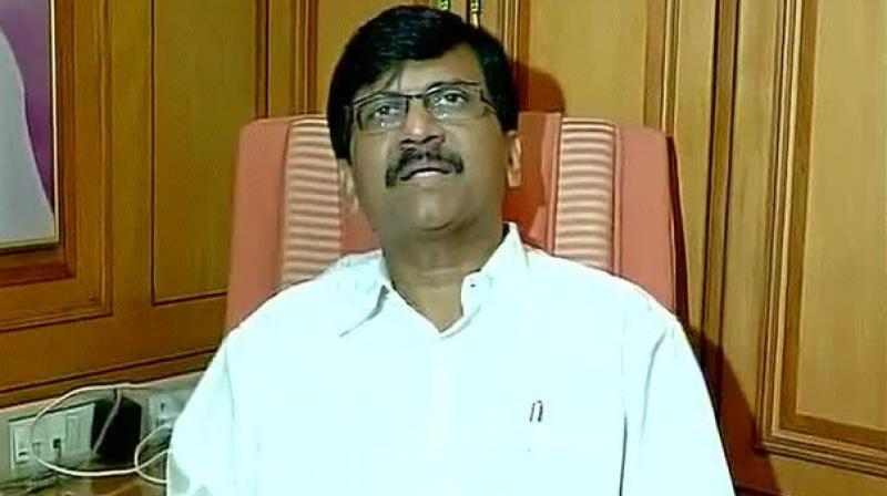 "Senior Shiv Sena leader Sanjay Raut on Sunday said former chief minister Devendra Fadnavis' haste to attain power and ""childish comments"" sank the BJP in Maharashtra and the latter became the opposition leader. (Photo: File)"