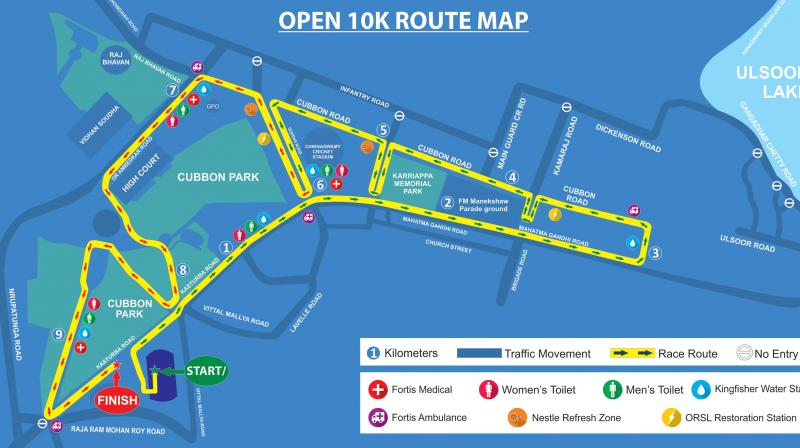 New route may help break records