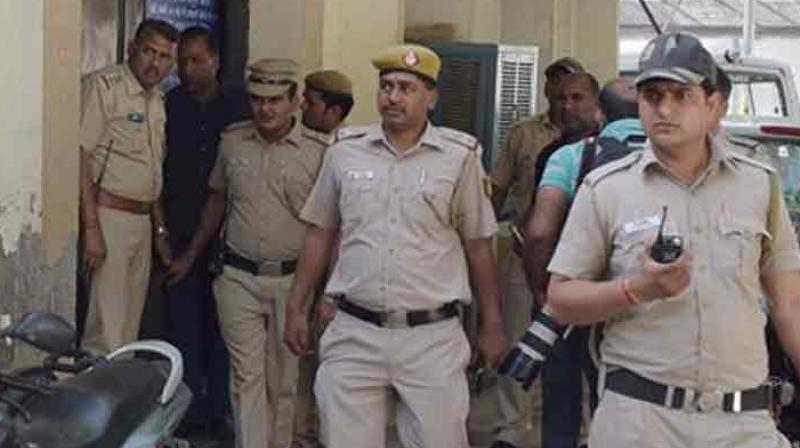 Image result for Delhi police arrested
