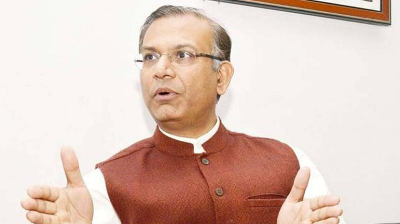 Minister of State for Finance Jayant Sinha. (Photo: PTI)