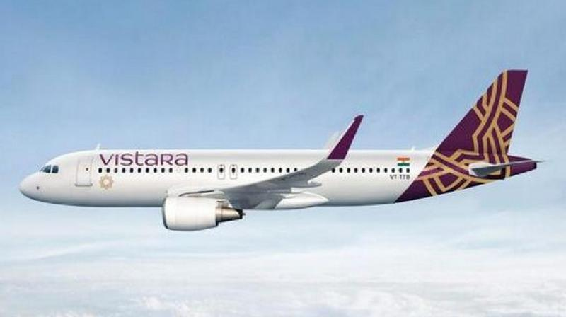 Vistara is one of the low-cost carriers flying in Indian skies.