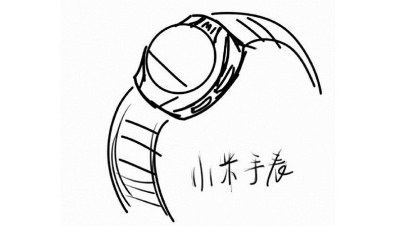 The Xiaomi smartwatch is expected to be priced around 999 Yuan.