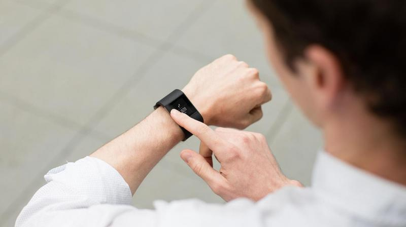 The Fitbit Flex 2 is company's first 'swimproof' fitness band.