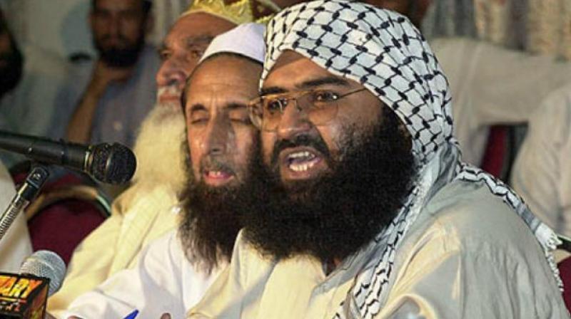 Jaish-e-Mohammed chief Masood Azhar (Photo: PTI)