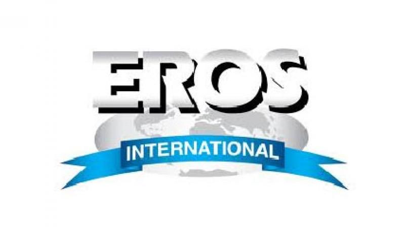 Eros ties up with Russian distribution firm Central Partnership