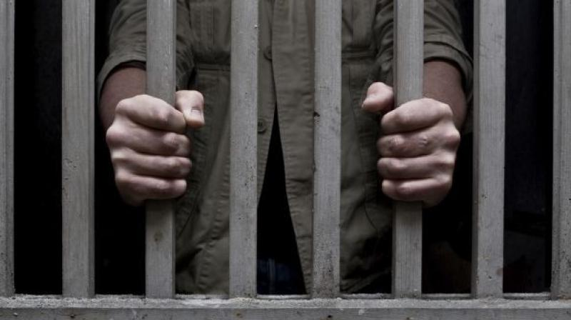 Zakir Ali Tyagi said he had to spend 42 days in Muzaffarnagar jail with hardened criminals where he had to pay cash even to use the washroom. (Representational image)