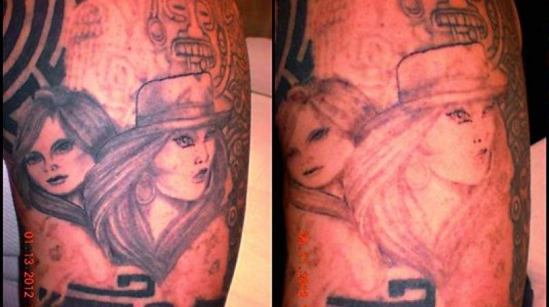 Ink without fear: A tattoo that fades after a year