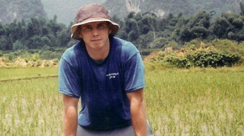 Sneddon had gone missing from China's Yunnan province in 2004 at the age of 24. (Photo: Facebook)