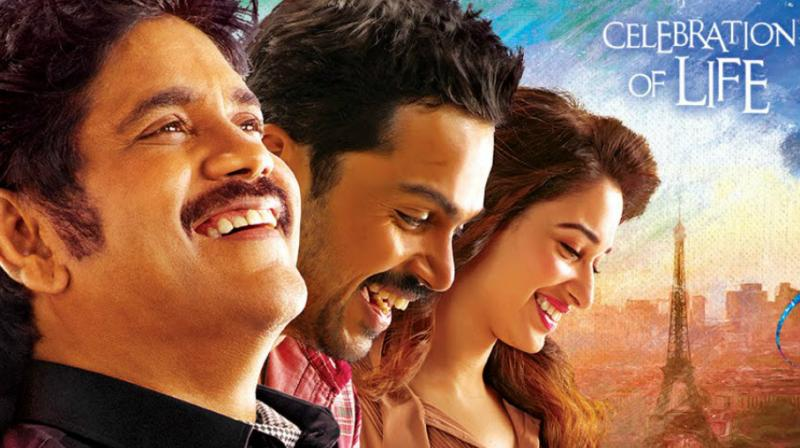 Director Vamshi Paidipalli deserves kudos for coming up with an emotion-soaked script.