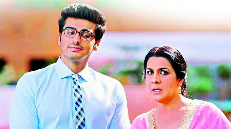 A still from 2 States