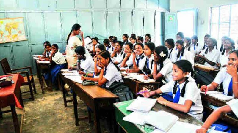 Parents want the scheme to be implemented in private institutions offering better facilities. (Representational Image)