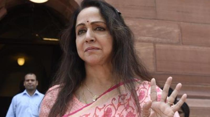 Hema Malini (Photo: PTI)
