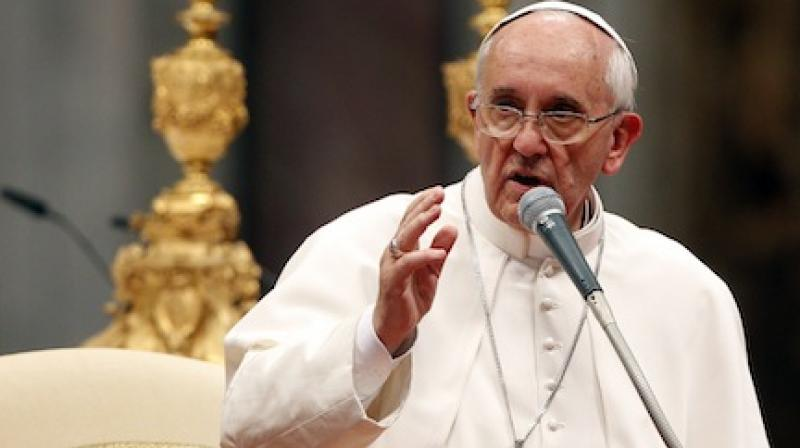 Pope Francis (Photo: AP)