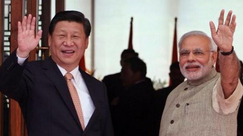 Prime Minister Narendra Modi and Chinese President Xi Jinping (Photo: PTI)