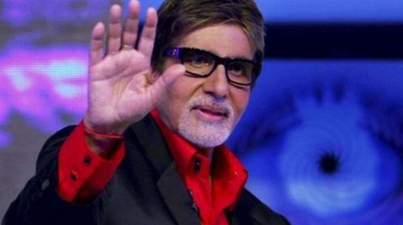 Amitabh Bachchan (Photo: PTI)