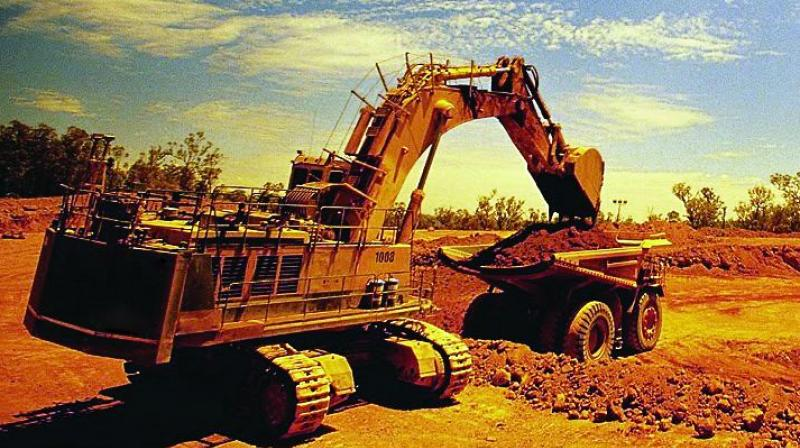 The CAG's report No. 5 of 2014 on the PSUs for the year that ended in March, 2013, has observed that bauxite reserves had been mysteriously undervalued to Rs 11,400 crore only, which was further reduced to Rs 258 crore, in the agreements.
