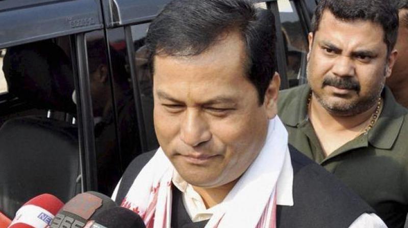 Trinamool MLA from West Bengal's Karimpur Mahua Moitra filed a police complaint against Assam Chief Minister Sarbananda Sonowal. (Photo: File   PTI)