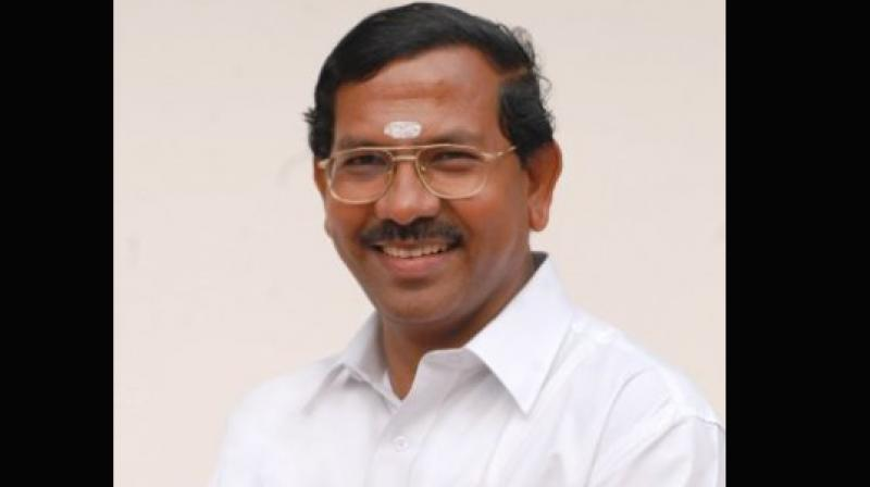 K Pandiarajan, TN minister of school education
