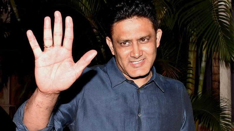 Anil Kumble's association with Tenvic, a company