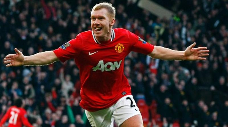 Man Utd Legend Paul Scholes Signs Up For Premier Futsal