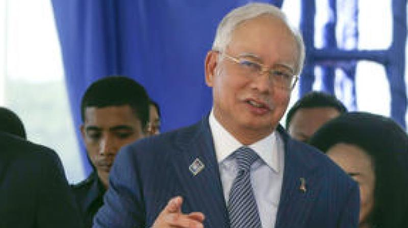 The last cabinet reshuffle was in July 2015, when Najib dropped leaders critical of his handling of troubled state fund 1MDB. (Photo: AP)