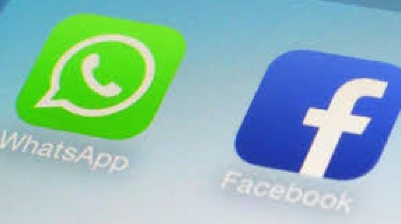 Resultado de imagen para whatsapp facebook google skype