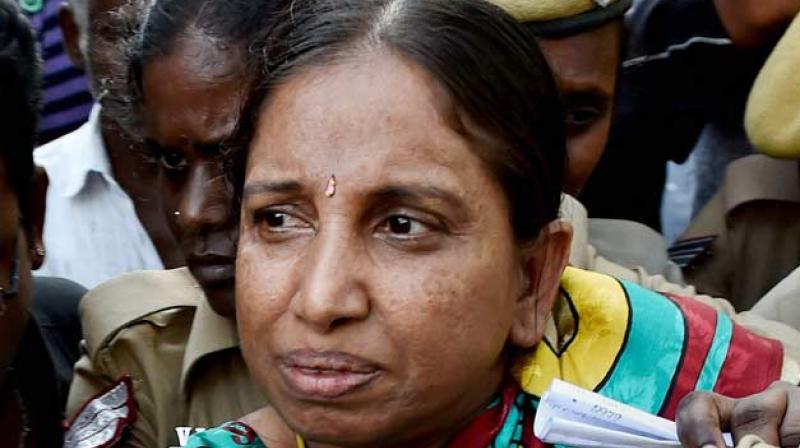 On June 11, the court observed that Nalini's right to appear in person to argue on her plea cannot be denied. (Photo: PTI)